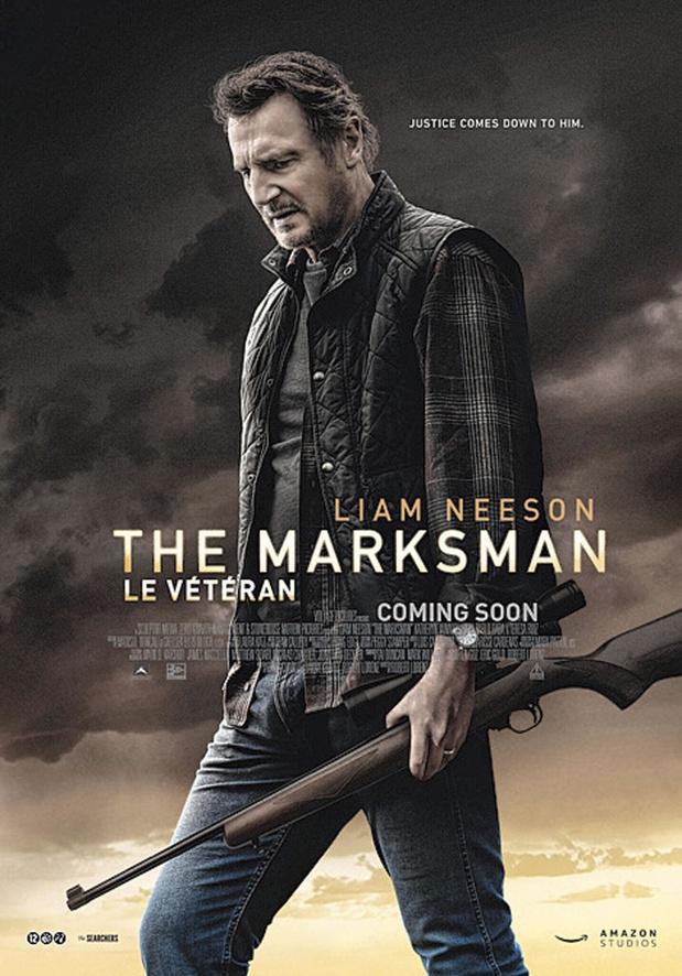 [critique ciné] The Marksman (Le Vétéran), de Robert Lorenz