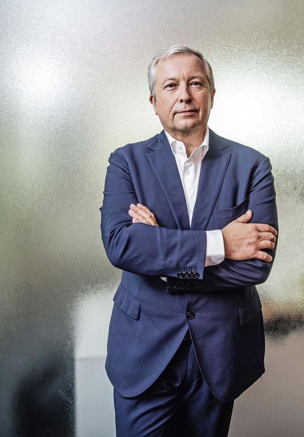 Philippe Lallemand (CEO d'ETHIAS): #ProudToBeEthias