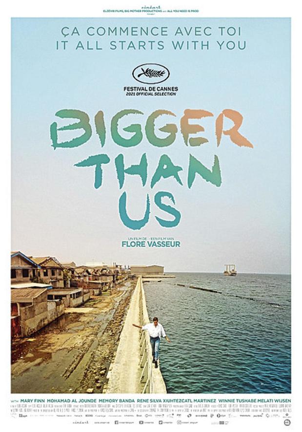 [critique ciné] Bigger Than Us, une salutaire bouffée d'espoir