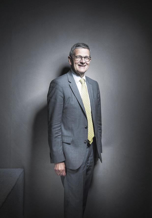 """Les tristes adieux du banquier Filip Dierckx: """"Personne ne mérite un tel traitement"""""""