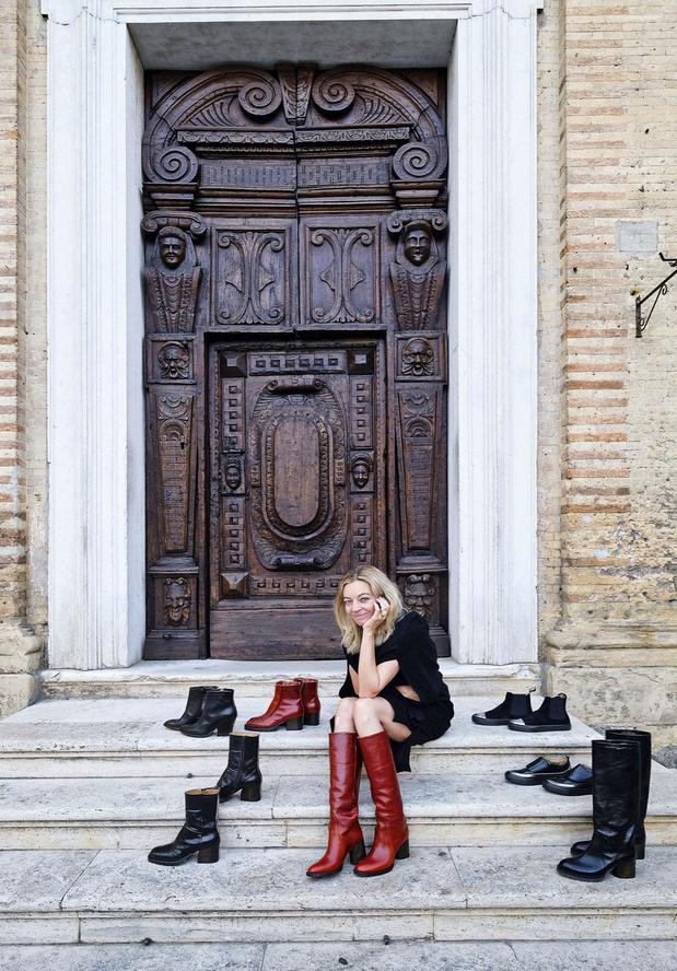 Dolce vita dans les Marches, région d'adoption de la créatrice Ellen Verbeek