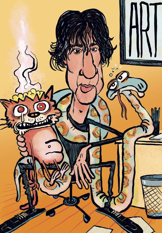 """Le """"Make good art"""" de Neil Gaiman"""