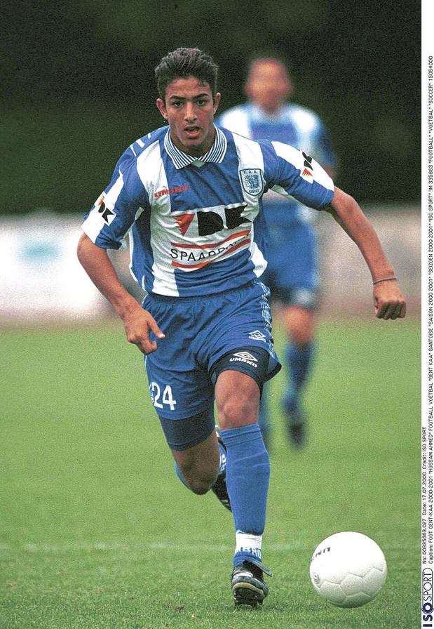 Quand Mido préférait l'Ajax à Anderlecht