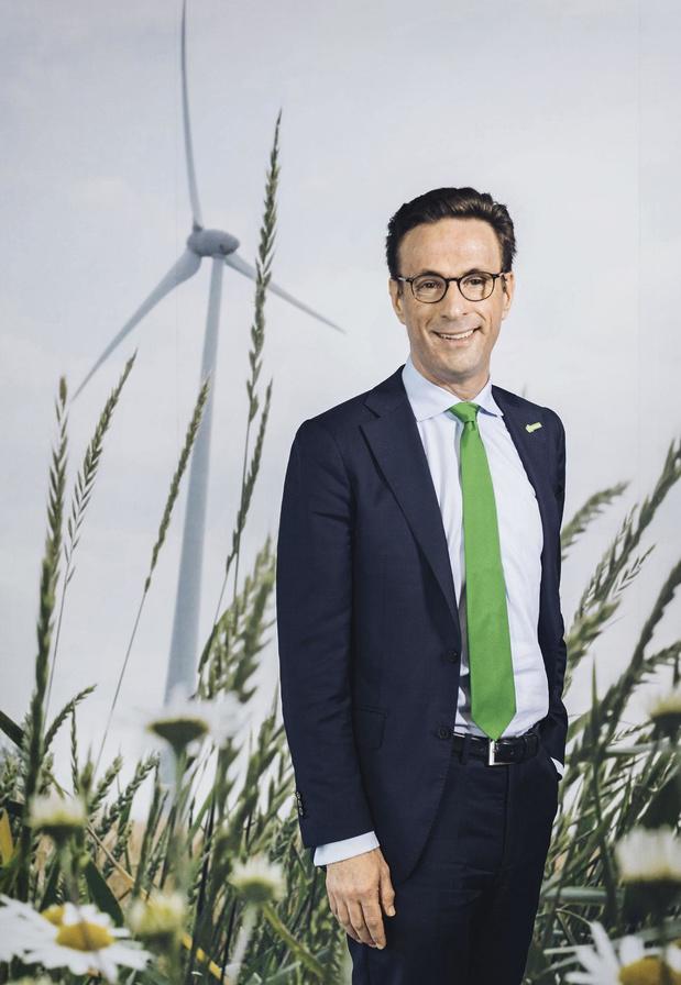 """Pour le CEO de Luminus, """"la meilleure énergie est celle qui n'est pas consommée"""""""