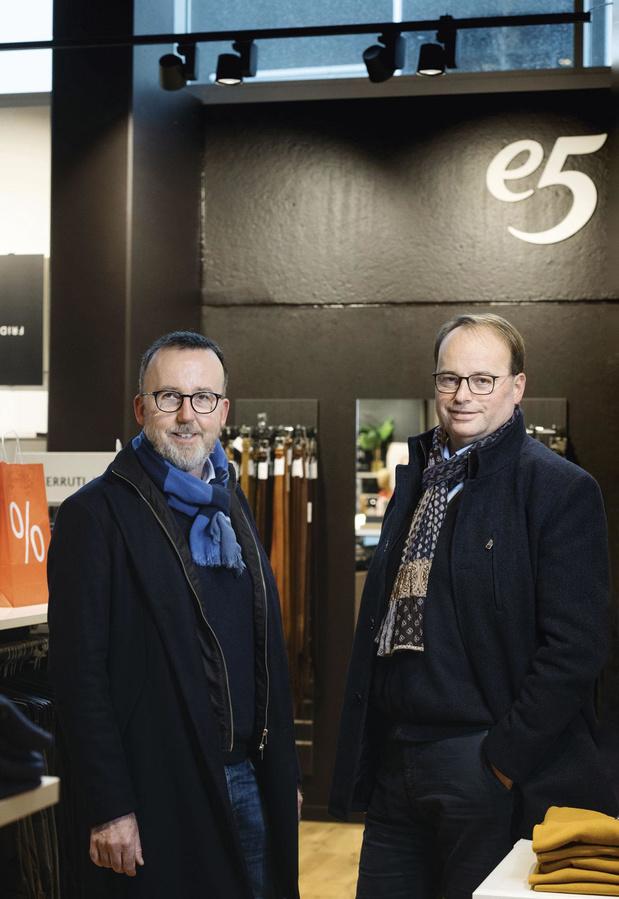 West-Vlaamse textielfamilie is nieuwe eigenaar van E5 Mode