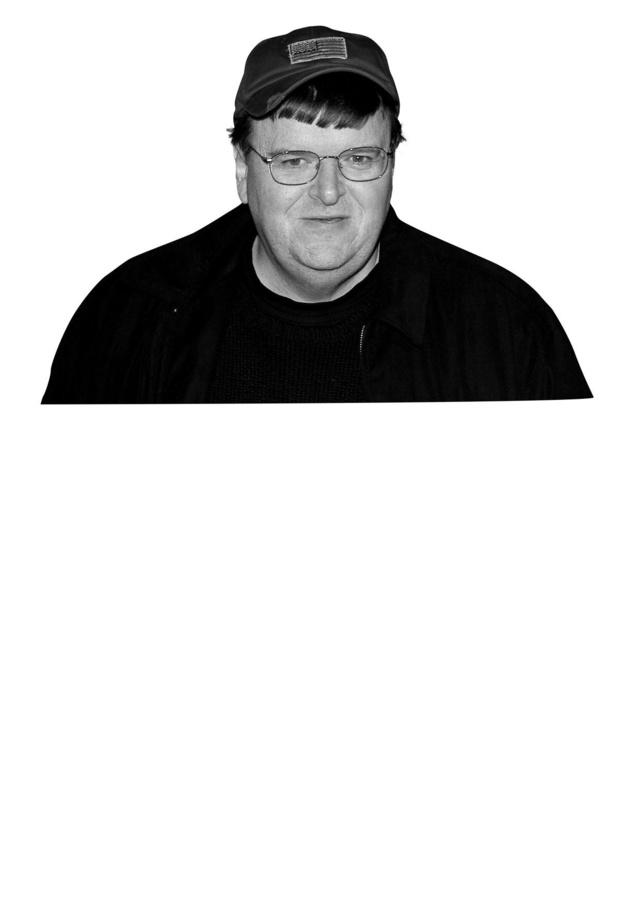 Michael Moore Held van klimaatsceptici