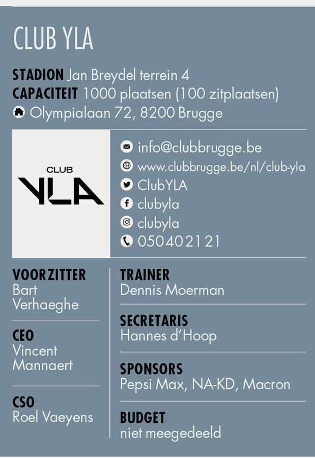 Club YLA