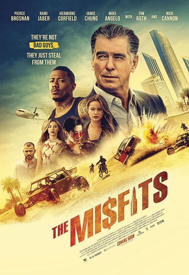[critique ciné] The Misfits: aussitôt vu, aussitôt oublié