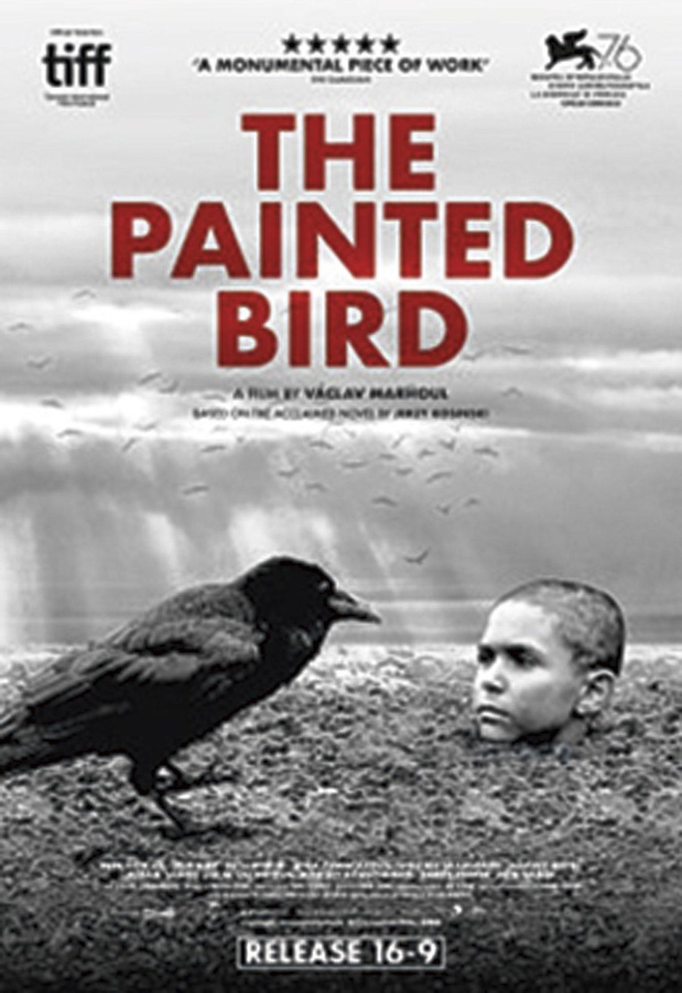 5 x 2 places pour The Painted Bird
