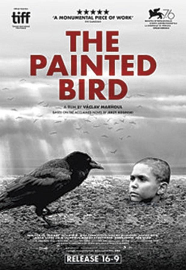 5 x 2 places pour The Painted Bird