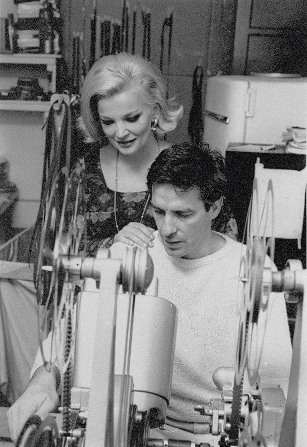 Gena Rowlands et John Cassavetes, un couple mythique du cinéma