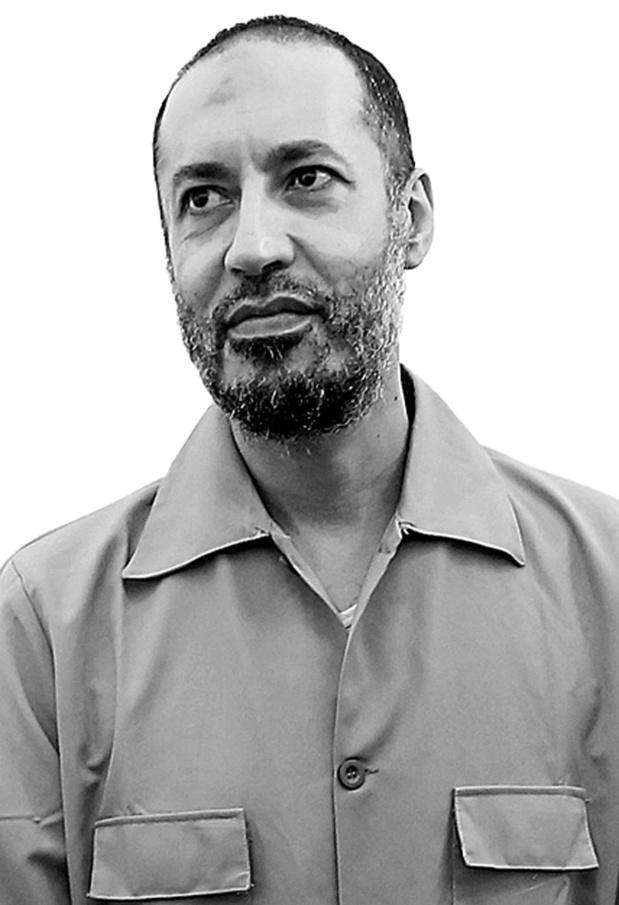 Saadi Khaddafi - Dictatorszoon komt vrij