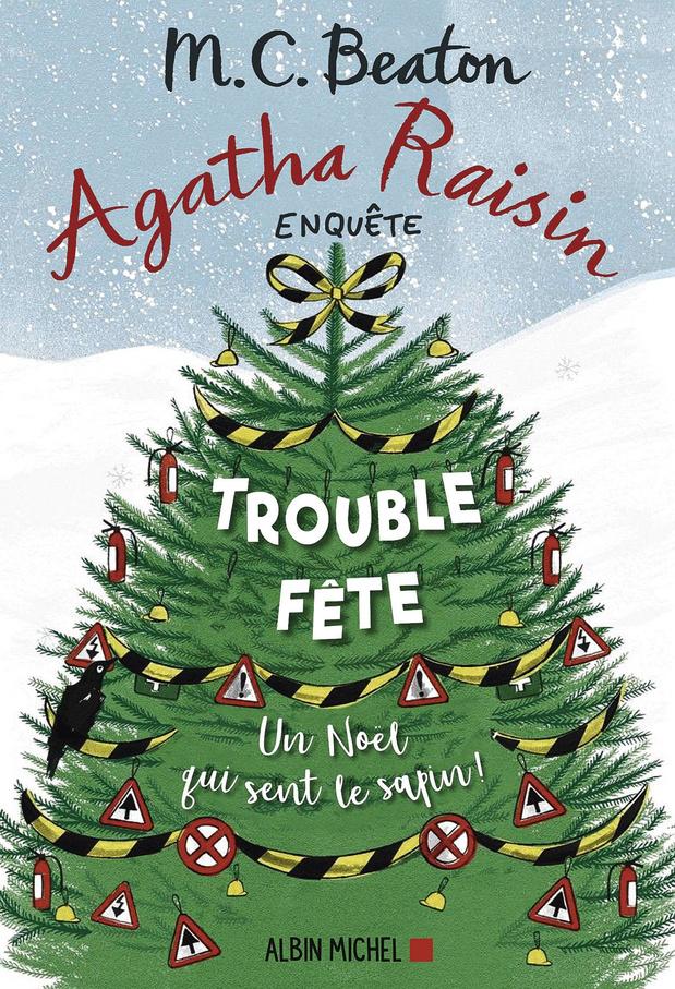 Agatha Raisin - t. 21: Trouble-fête