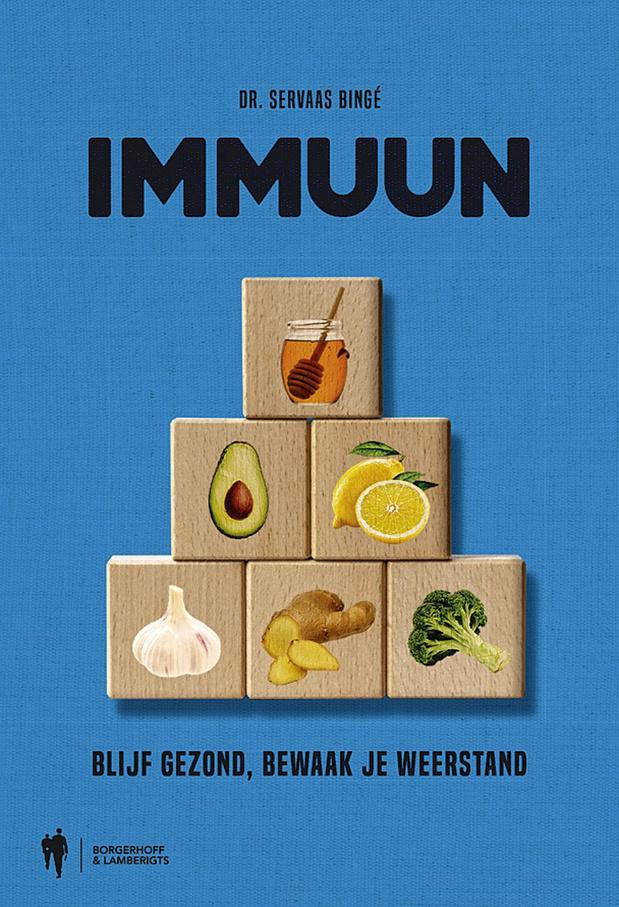 Immunity burger