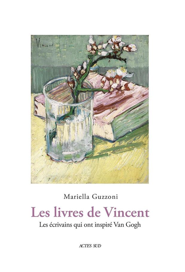 Portrait de Vincent en lecteur