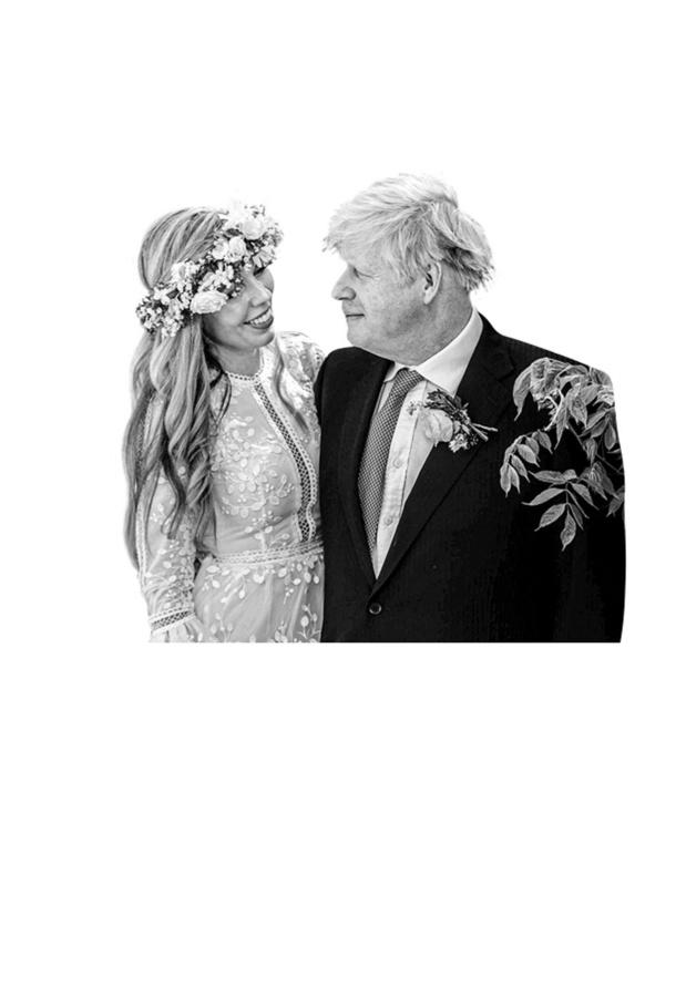 Boris Johnson - Trouwt in het geheim