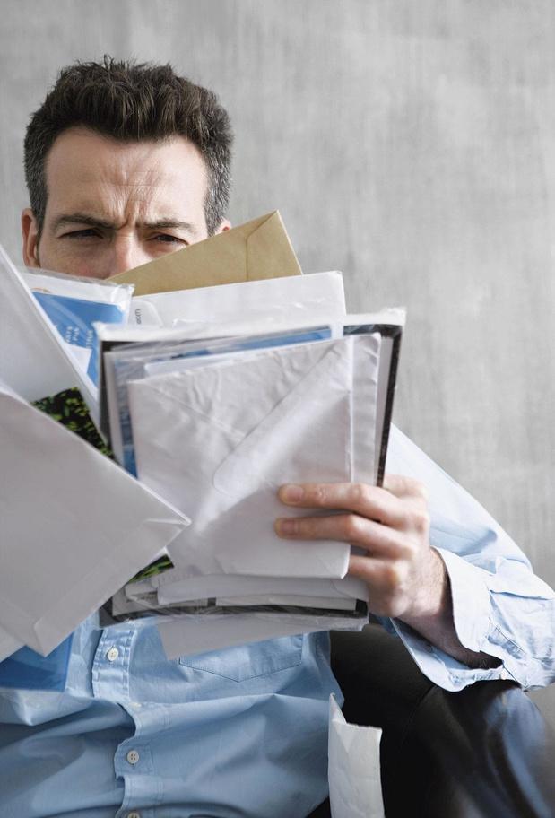 Uw facturen verder 'op papier' vragen