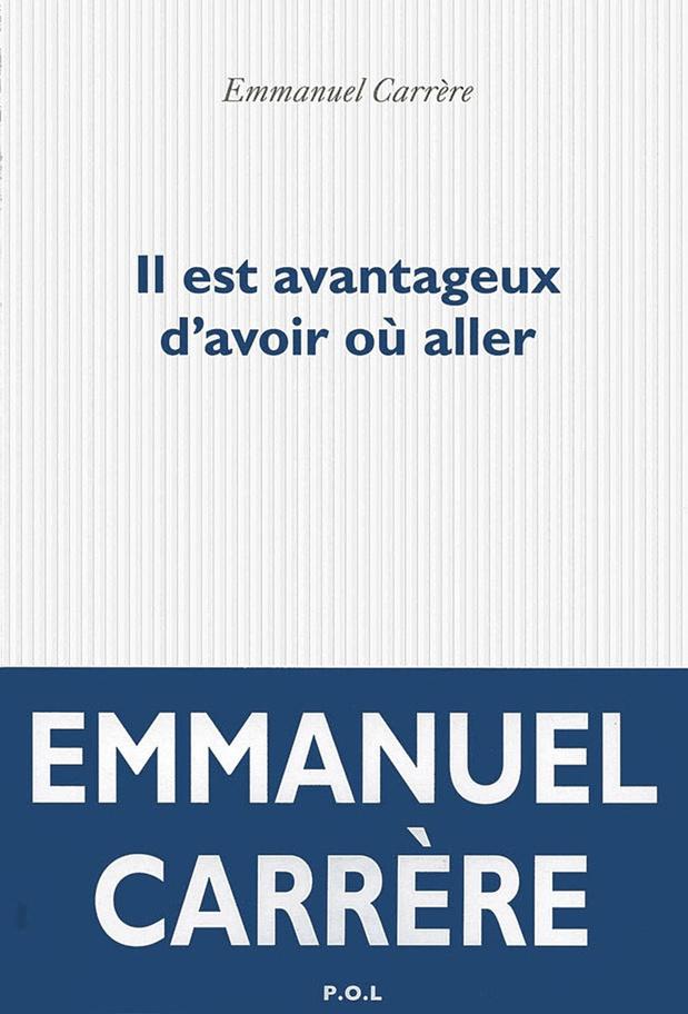 """Le """" bardö """" d'Emmanuel Carrère"""