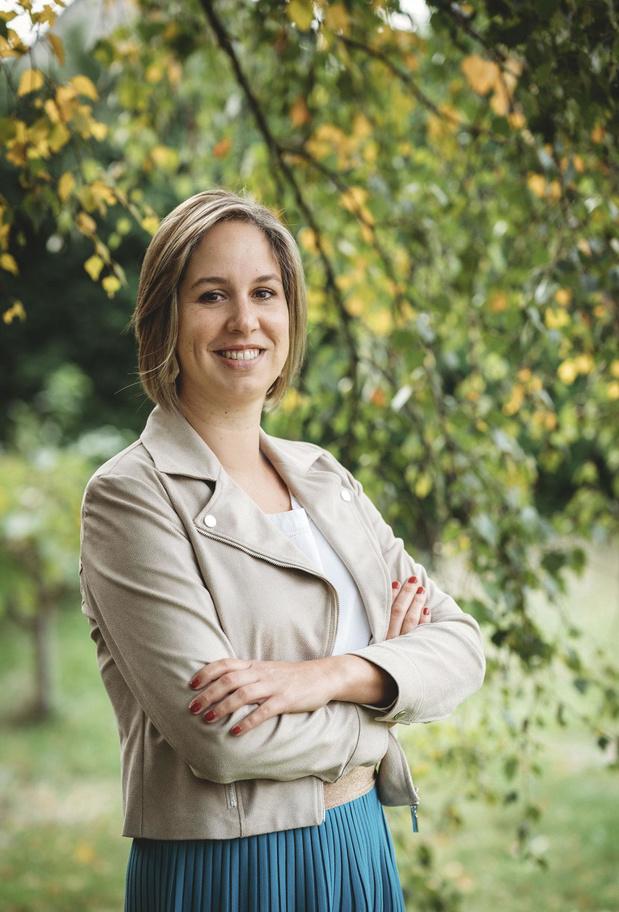 Barbara D'haene (medeoprichter Akcelis): 'Wat wij doen, was onbekend in Europa'