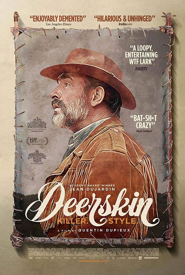 5x dvd Deerskin