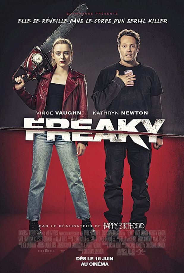 [critique ciné] Freaky: pas dingo mais...