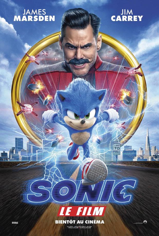 [Critique ciné] Sonic: le film, parfaitement dispensable