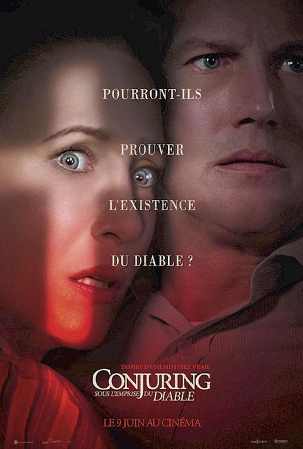 [critique ciné] The Conjuring: The Devil Made Me Do It