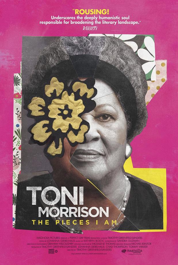 4. Toni Morrison: The Pieces I Am