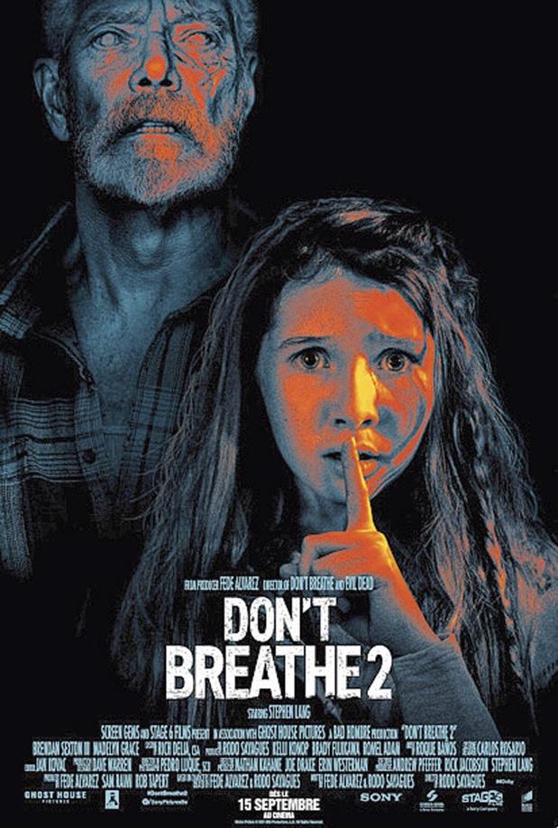 [critique ciné] Don't Breathe 2: divertissement schizophrène