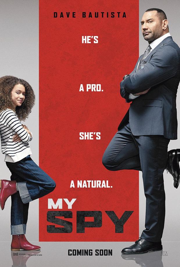 [Critique ciné] My Spy, de Peter Segal