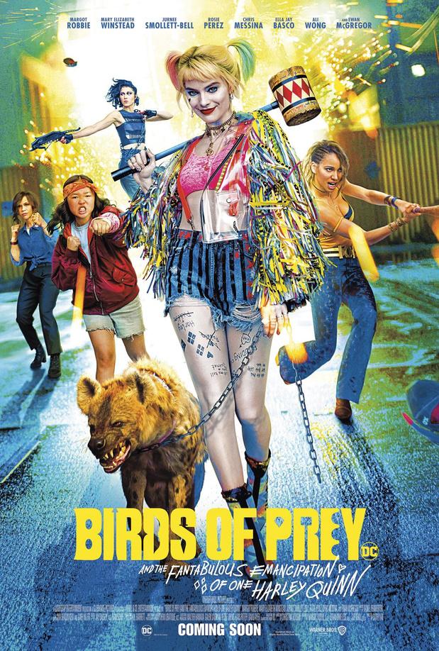 [Critique ciné] Birds of Prey (and the Fantabulous Emancipation of One Harley Quinn), une déception cruelle et injuste