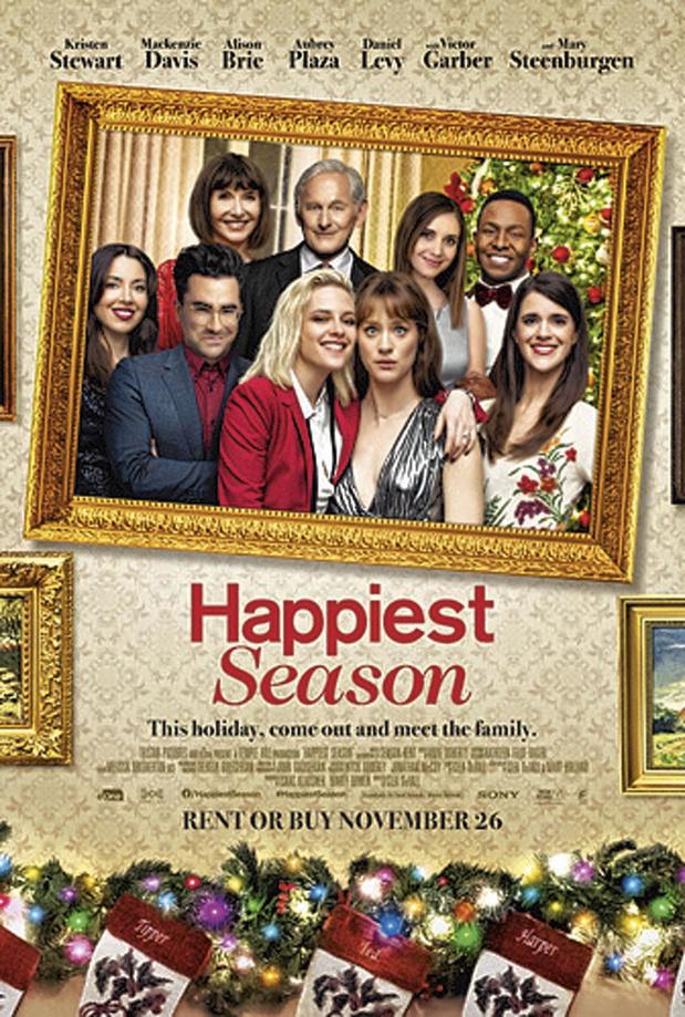 Happiest Season (Ma belle-famille, Noël et moi)