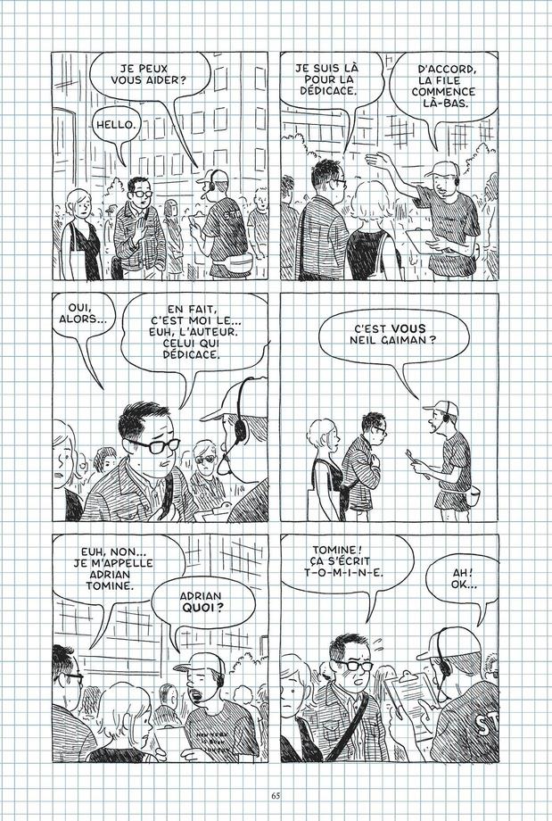La Solitude du marathonien de la bande dessinée: chroniques d'un angoissé