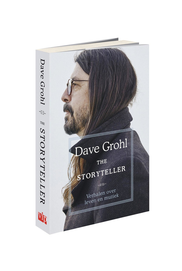 5x memoires Dave Grohl