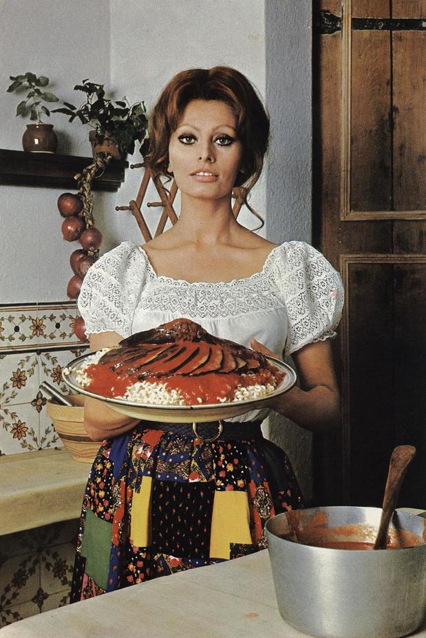 L'été n'est pas fini: les recettes qui sentent bon les vacances de Sophia Loren