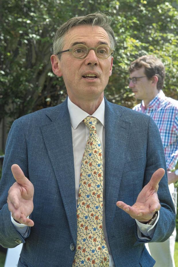 Prof. Philippe Vandekerckhove nieuwe voorzitter ziekenhuisnetwerk Briant
