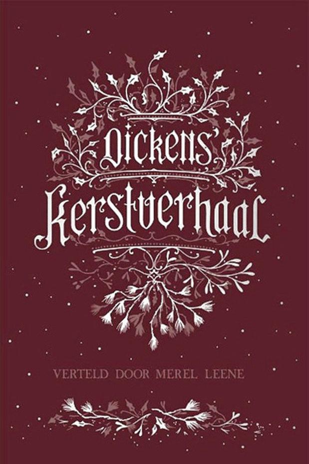 5x boek Dickens' kerstverhaal