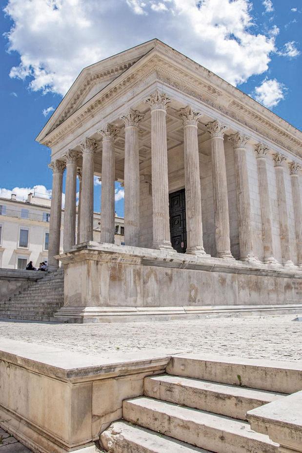 Tous les chemins mènent à Nîmes