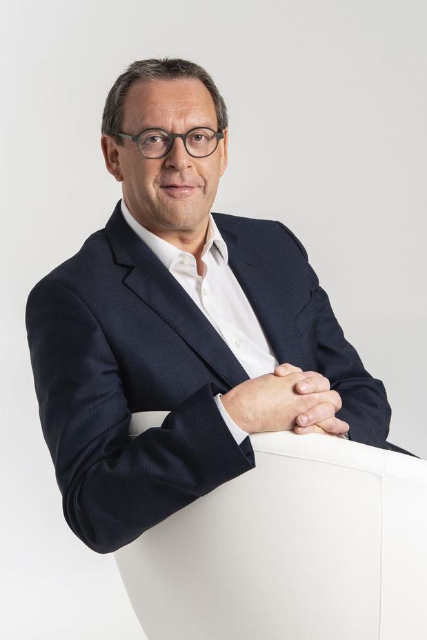 Pascal De Buck (CEO Fluxys): 'De energietransitie is zo complex dat iedereen moet samenwerken'