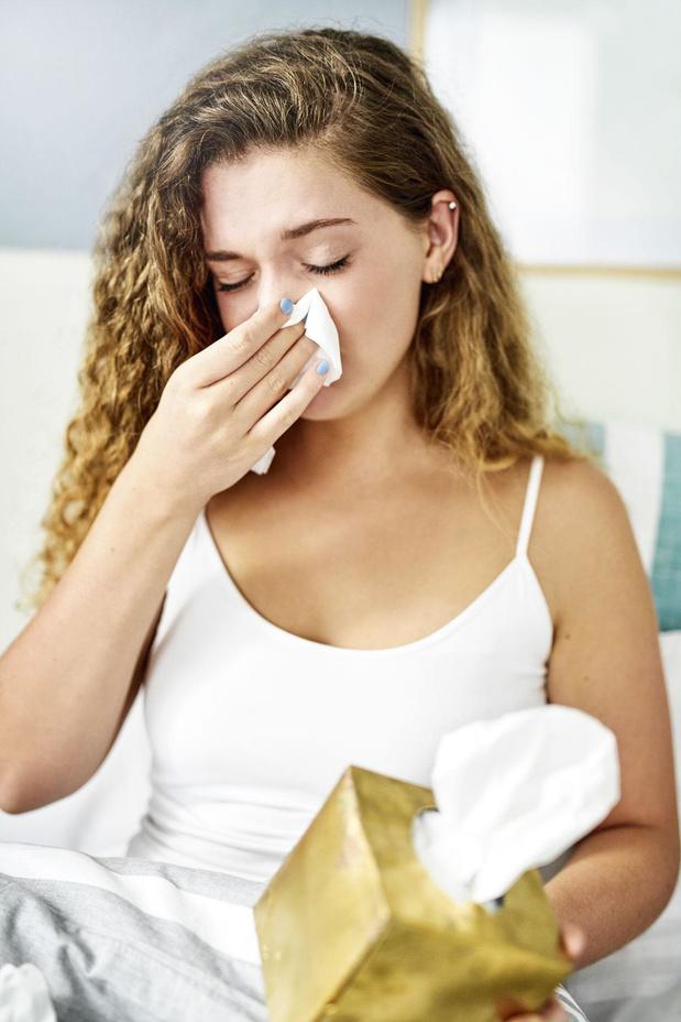 Les corticostéroïdes intranasaux dans la rhinite non allergique
