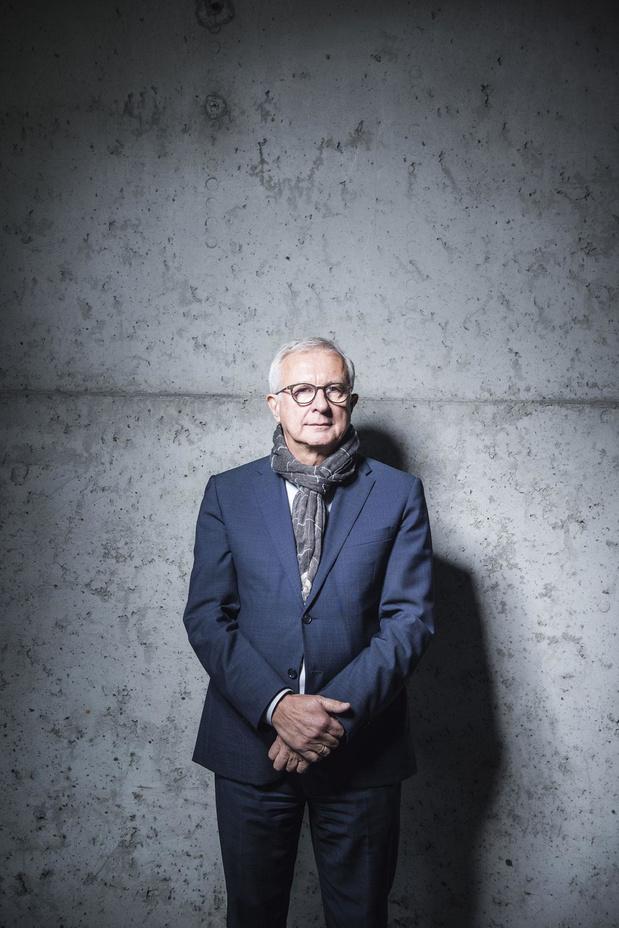 Patrik De Haes stopt als CEO van Oxurion