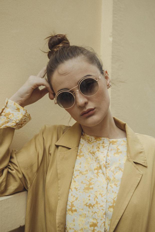 Les lunettes artisanales: du fait main pour une pièce unique