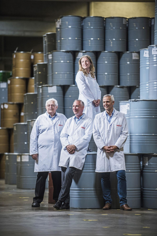 Meli neemt een nieuw labo in gebruik: honing is hip en hightech