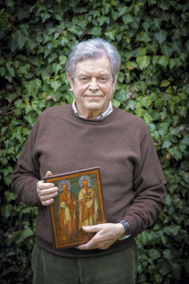 Le cercle Benelux s'attelle à l'iconographie de ses saints patrons