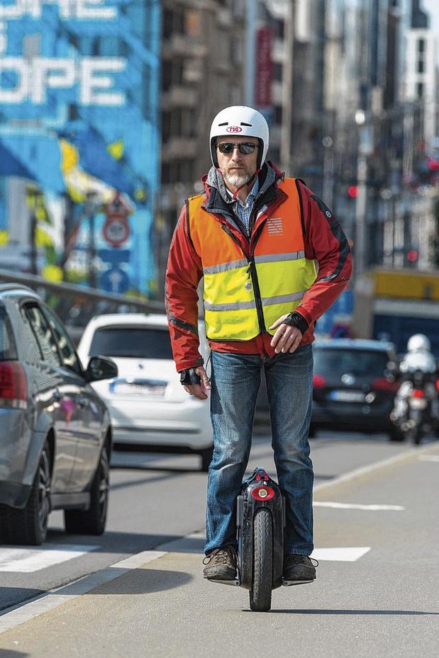 À Bruxelles, splendeurs et misères de la micromobilité propre