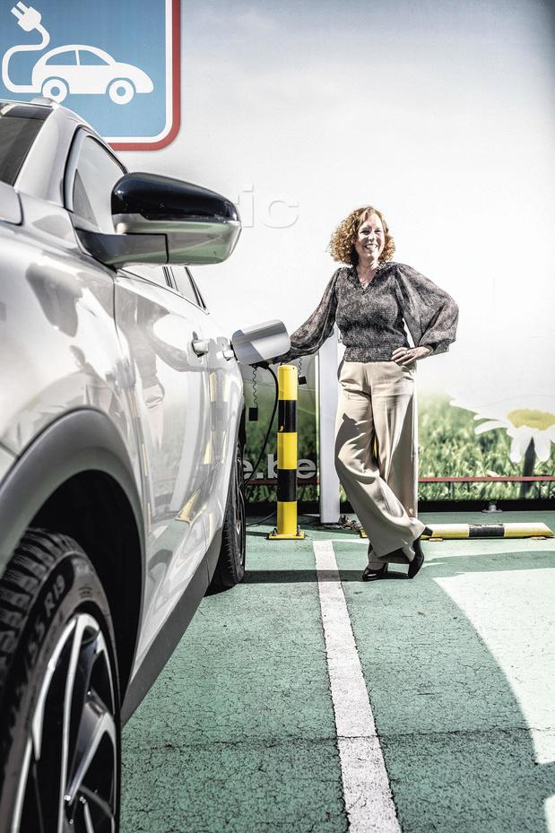 """Ann Larosse (ALD Automotive): """"Nous constatons une croissance spectaculaire du leasing de vélos"""""""