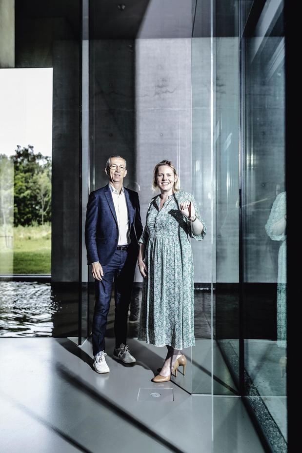 Sofie Spriet neemt fakkel bij Dewaele Vastgoedgroep over van Filip Dewaele: 'De positie van de tussenpersoon staat onder druk'