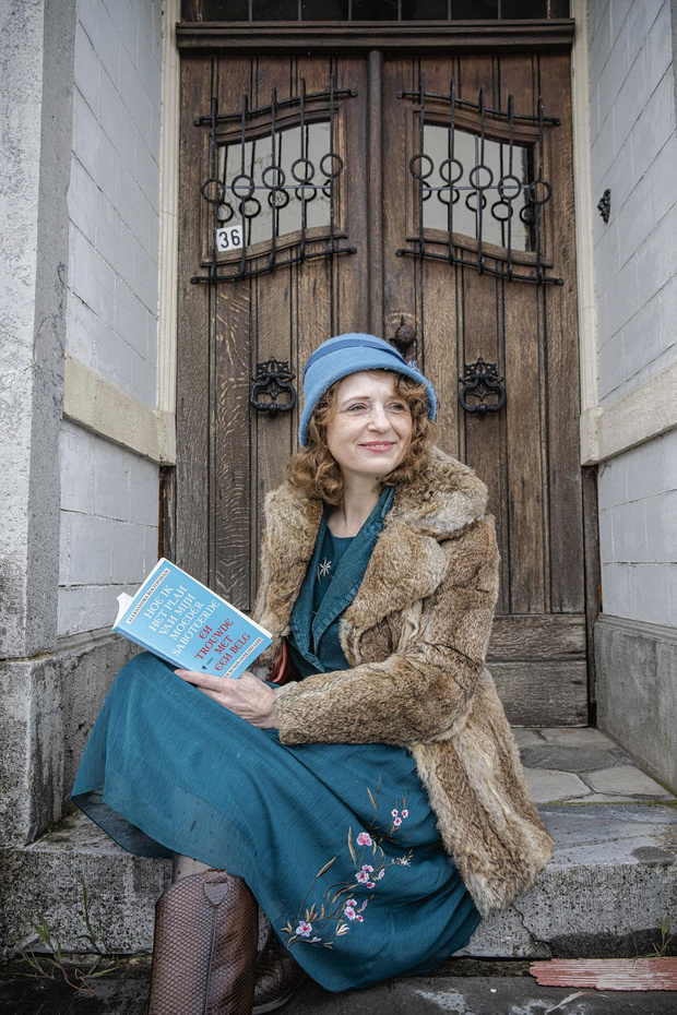 Aleksandra Boltovskaja schrijft over België