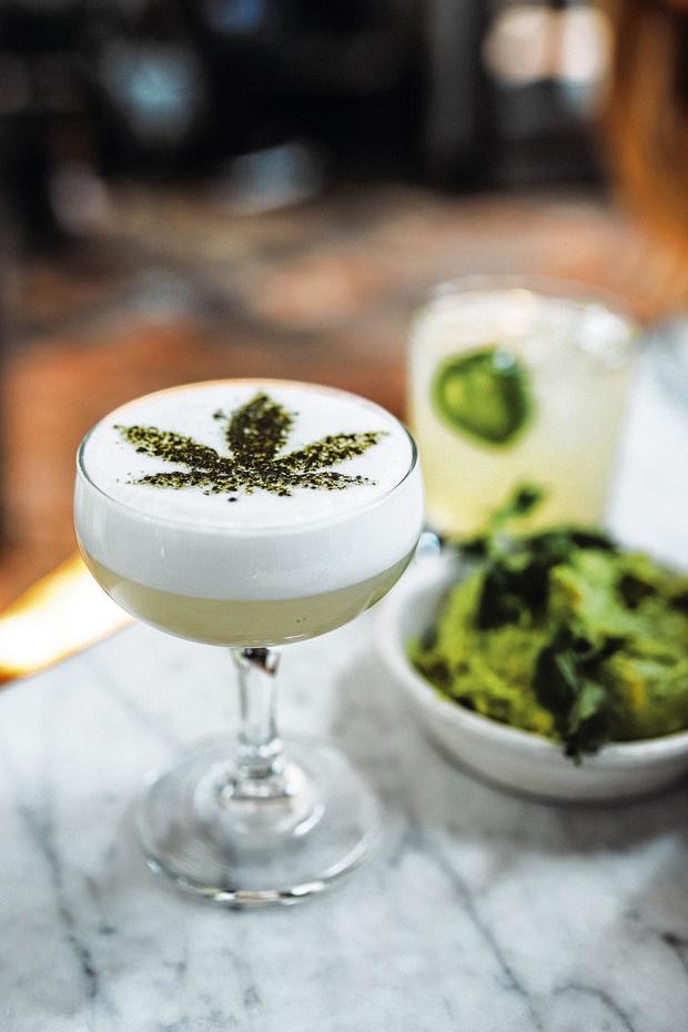 Décryptage: le cannabis est partout, même dans l'assiette