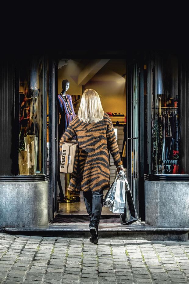 Immortels magasins: condamnés à se réinventer, pas à disparaître
